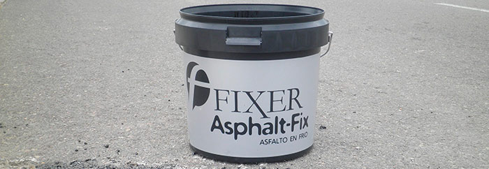 Cold asphalt 2 - Fixer