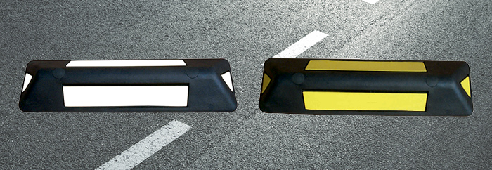 Bike lane separator 1 - Fixer