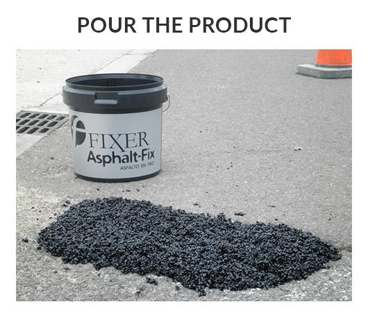 Asphalt-Fix 3 - Fixer