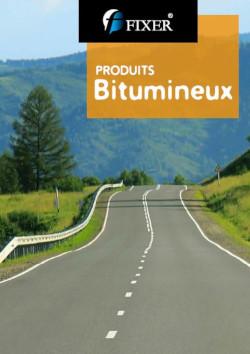 catalogue produits bitumineux - fixer