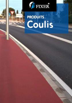 catalogue produits coulis - fixer