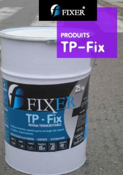 catalogue produits tp fix - fixer