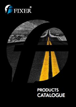 general catalog fixer products - fixerint